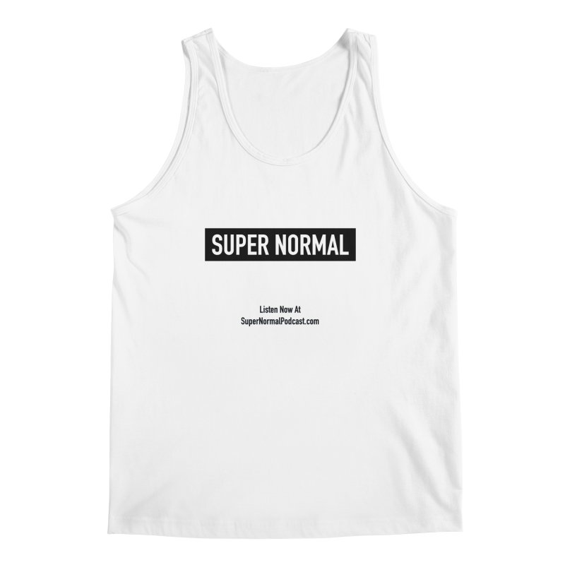 Super Normal Men's Regular Tank by Super Normal Shop