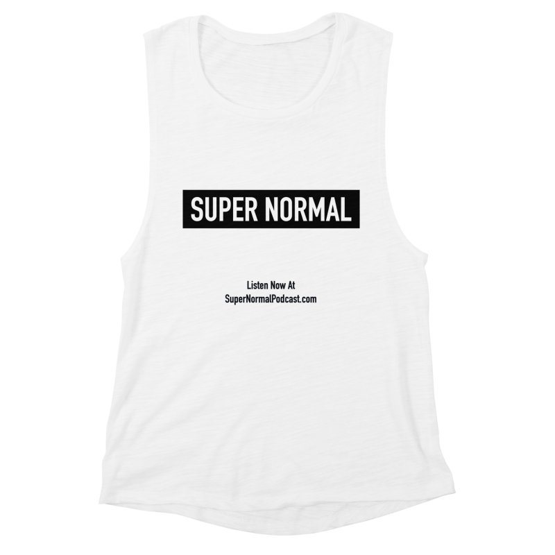 Super Normal Women's Muscle Tank by Super Normal Shop