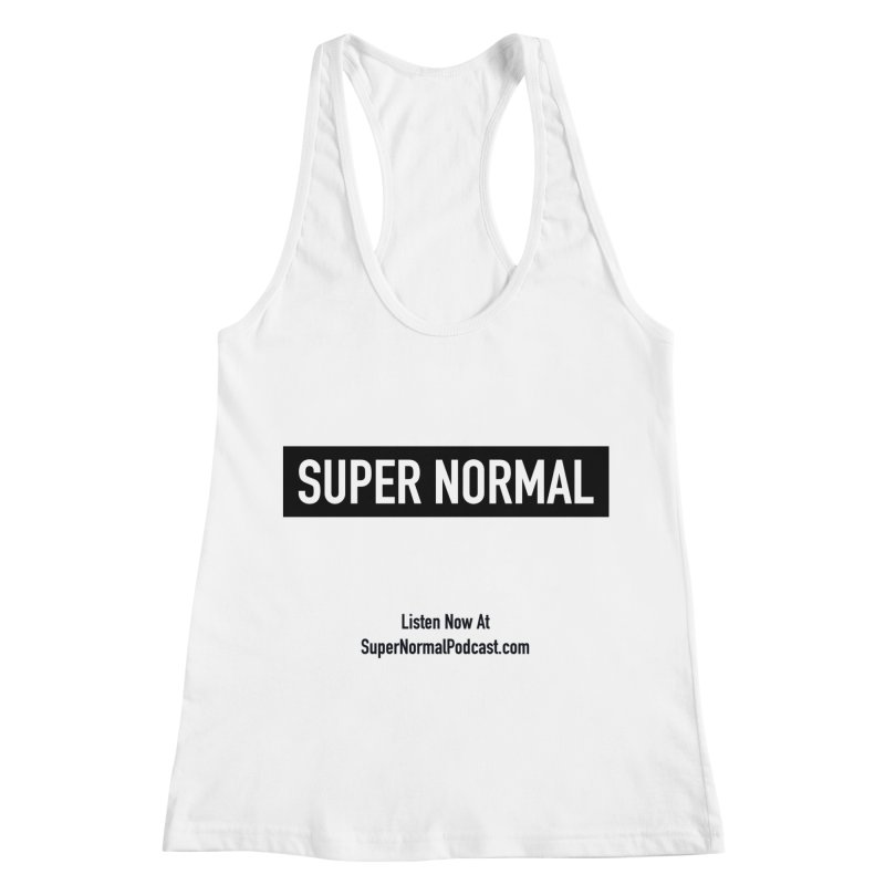 Super Normal Women's Racerback Tank by Super Normal Shop