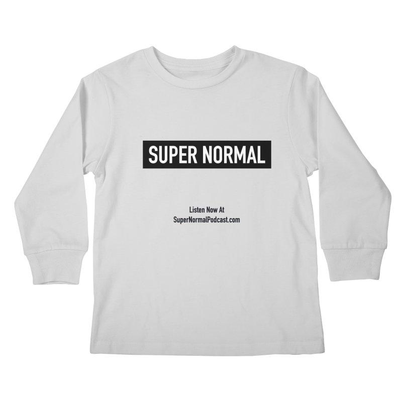 Super Normal Kids Longsleeve T-Shirt by Super Normal Shop