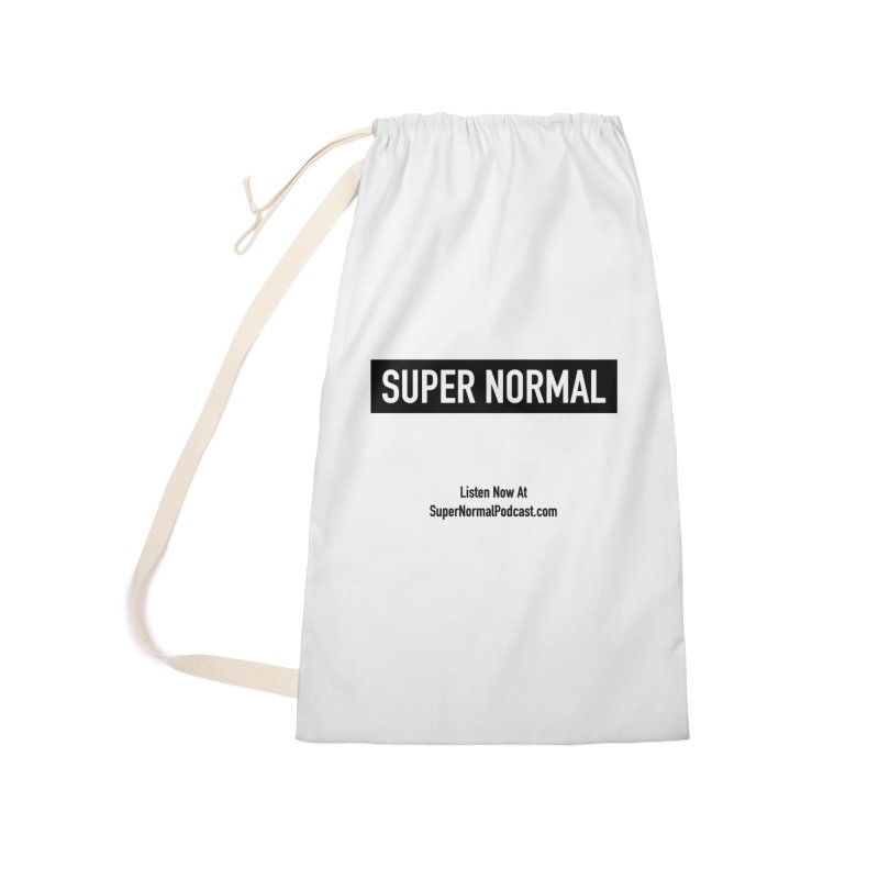 Super Normal Accessories Laundry Bag Bag by Super Normal Shop