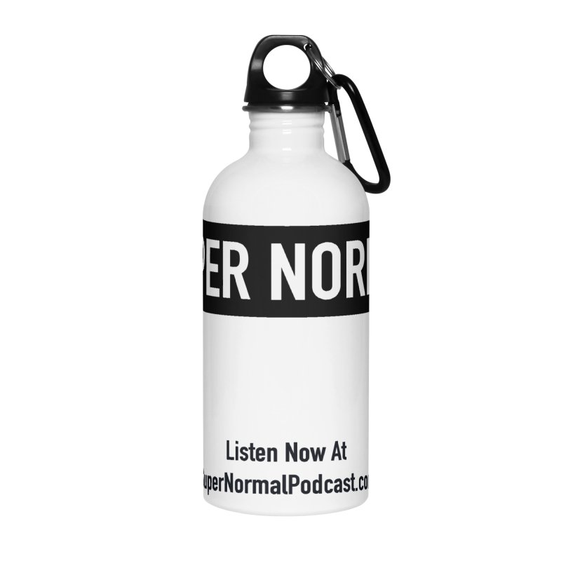 Super Normal Accessories Water Bottle by Super Normal Shop