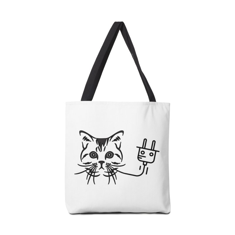 Pussy Power Accessories Tote Bag Bag by Super Normal Shop