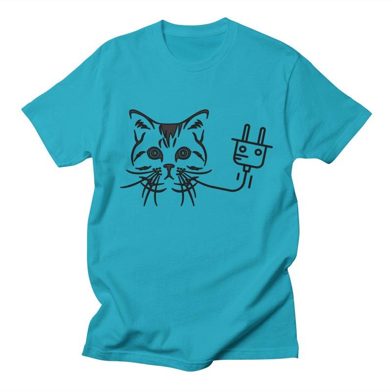 Pussy Power Women's Regular Unisex T-Shirt by Super Normal Shop
