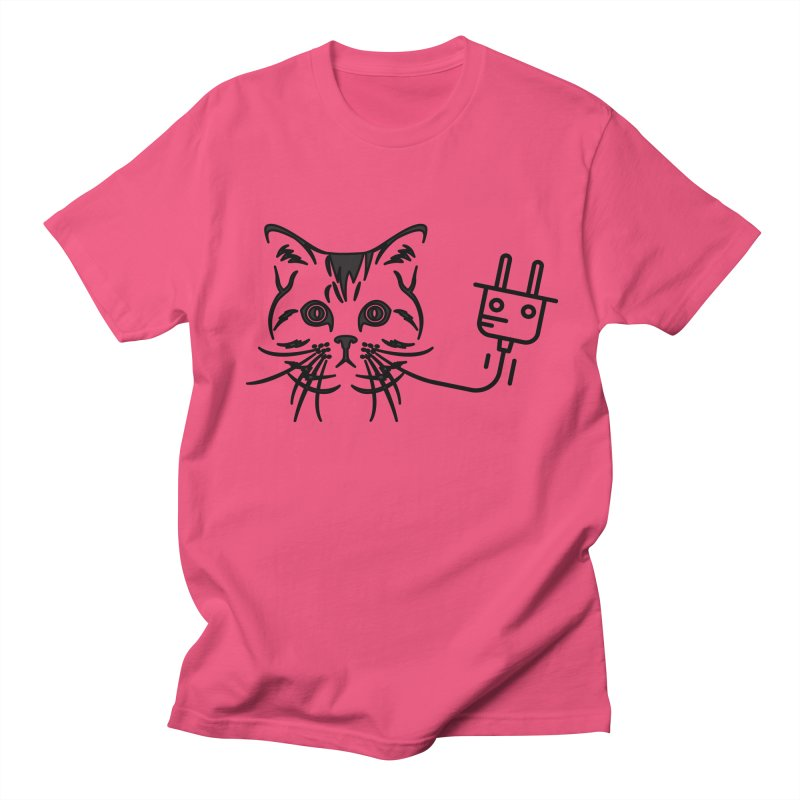 Pussy Power Women's Regular Unisex T-Shirt by Super Normal Shop