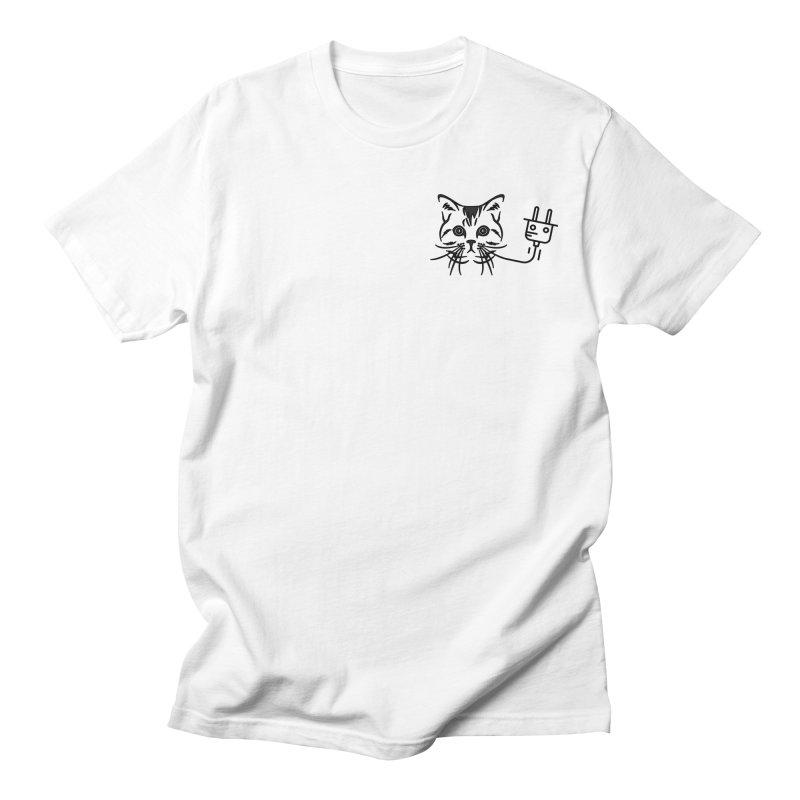 Low Key Pussy Power Men's Regular T-Shirt by Super Normal Shop