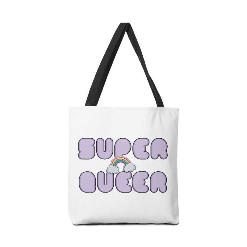 Super Queer Accessories Tote Bag Bag by Super Normal Shop