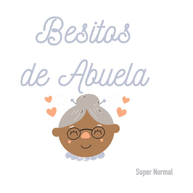Besitos de Abuela   by Super Normal Shop