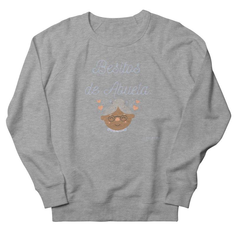Besitos de Abuela Men's French Terry Sweatshirt by Super Normal Shop