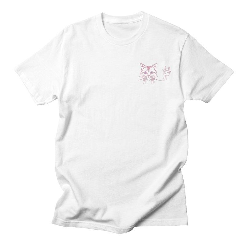 Low Key Pu$$y Power Men's Regular T-Shirt by Super Normal Shop