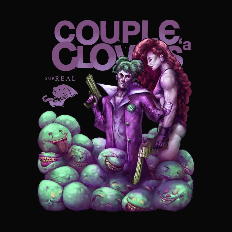 Boo Boo X Marble - Couple 'a Clowns by SurRealStore's Artist Shop