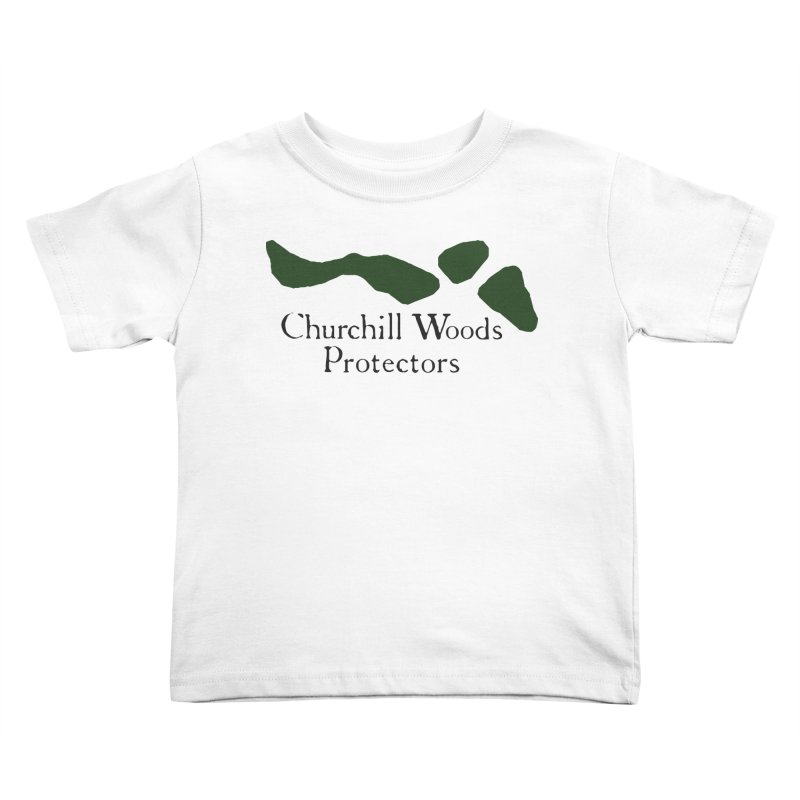 CWProtector Kids Toddler T-Shirt by Sustain DuPage's Artist Shop