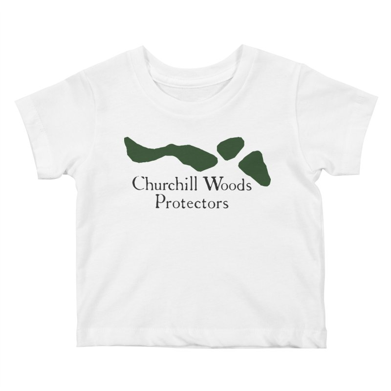 CWProtector Kids Baby T-Shirt by Sustain DuPage's Artist Shop