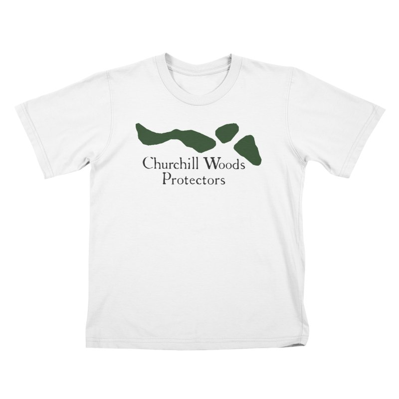 CWProtector Kids T-shirt by Sustain DuPage's Artist Shop