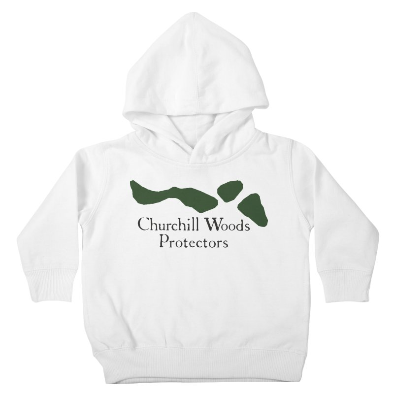CWProtector Kids Toddler Pullover Hoody by Sustain DuPage's Artist Shop