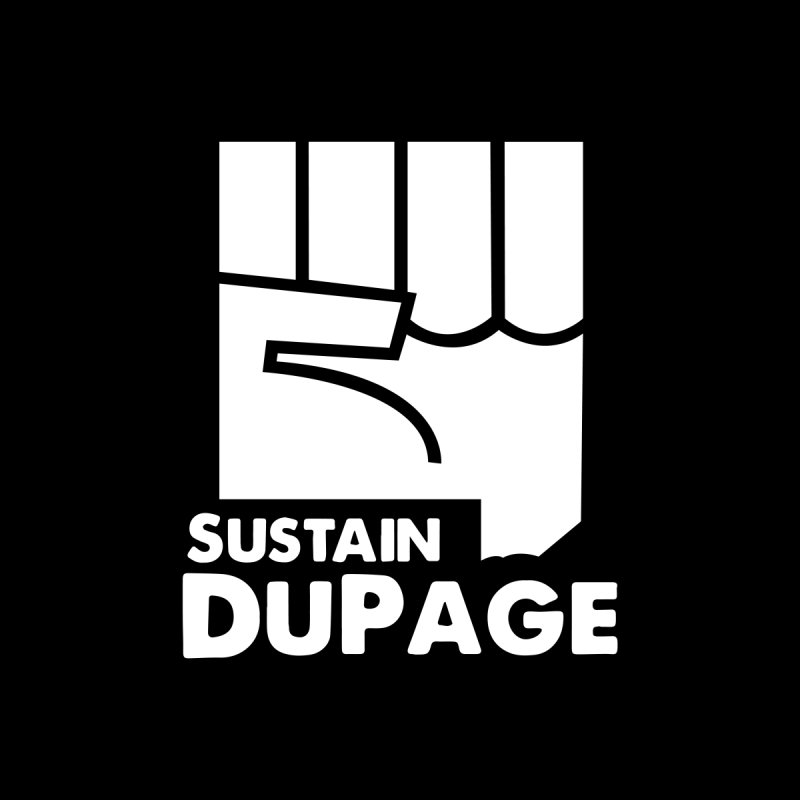 Sustain DuPage Hoody by Sustain DuPage's Artist Shop