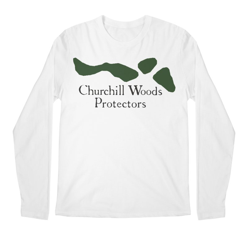 CW Protectors Long Sleeve in Men's Longsleeve T-Shirt White by Sustain DuPage's Artist Shop