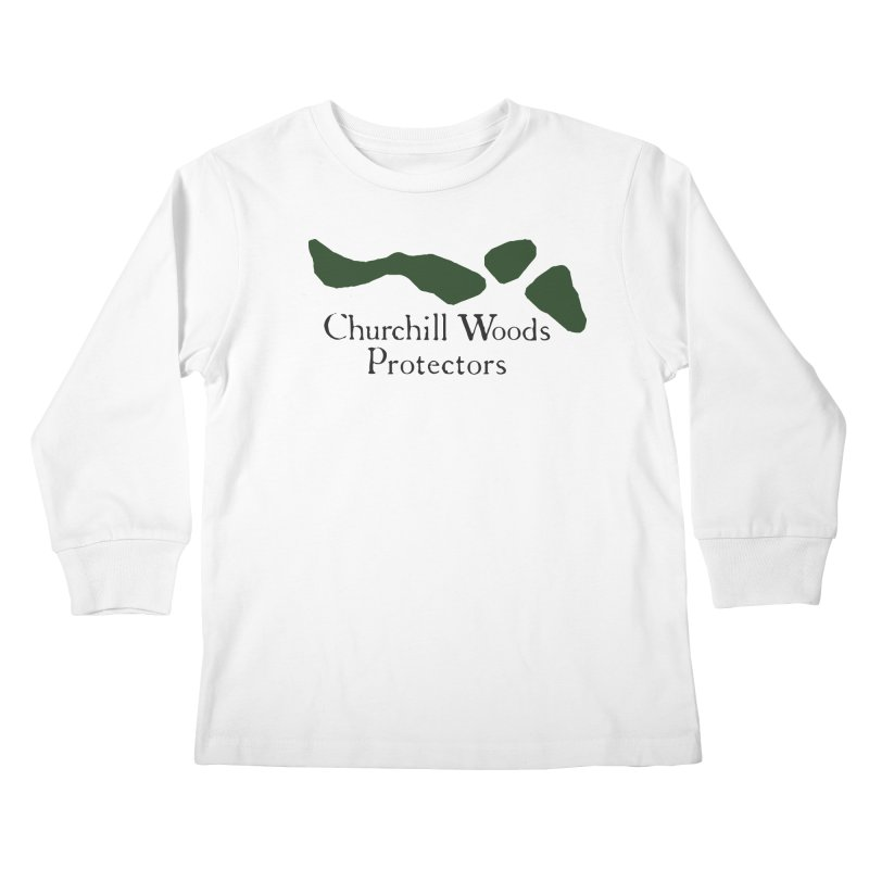 CW Protectors Long Sleeve Kids Longsleeve T-Shirt by Sustain DuPage's Artist Shop