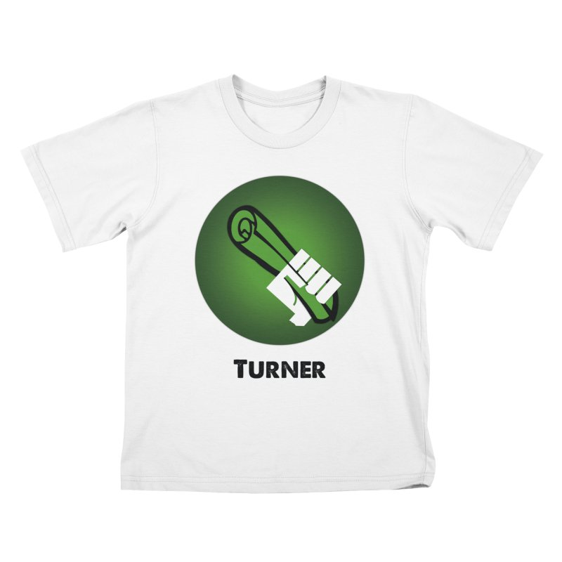 Turner Kids T-Shirt by Sustain DuPage's Artist Shop