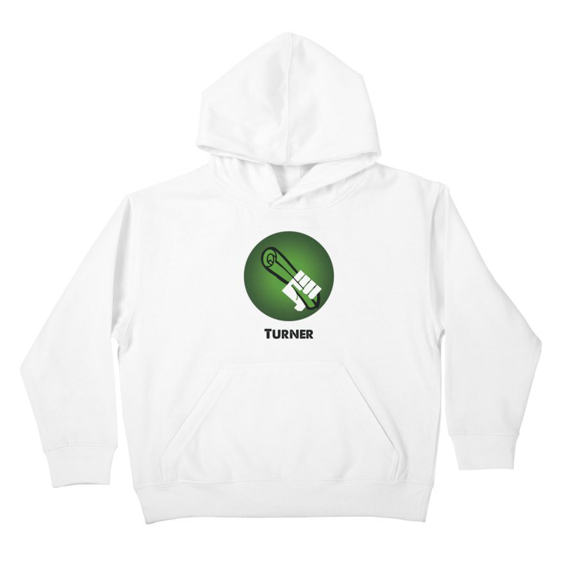 Turner Kids Pullover Hoody by Sustain DuPage's Artist Shop