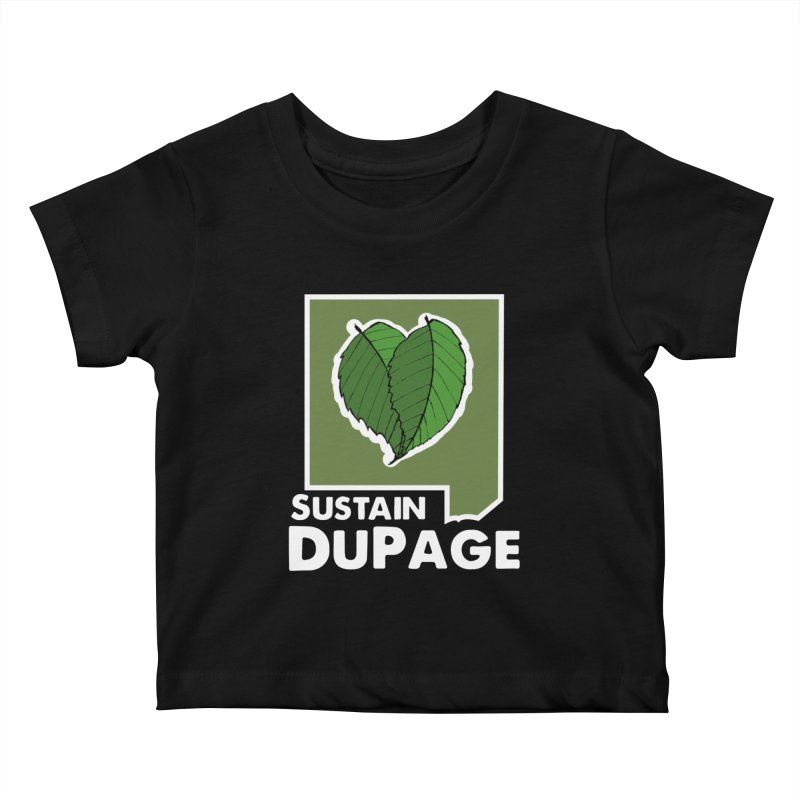 SD Logo Kids Baby T-Shirt by Sustain DuPage's Artist Shop