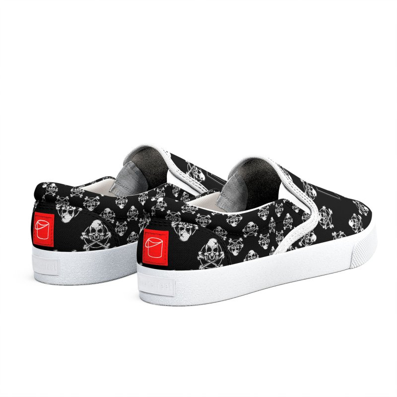 TAGZ1 Skull Logo Women's Shoes by TAGZ1