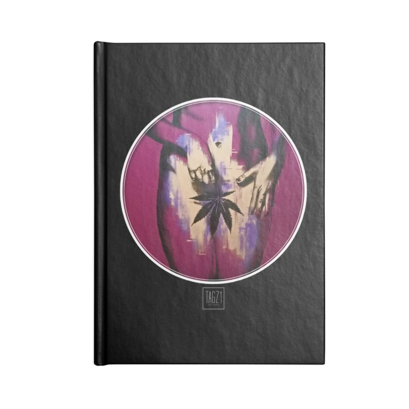 Sweet Leaf Accessories Notebook by TAGZ1