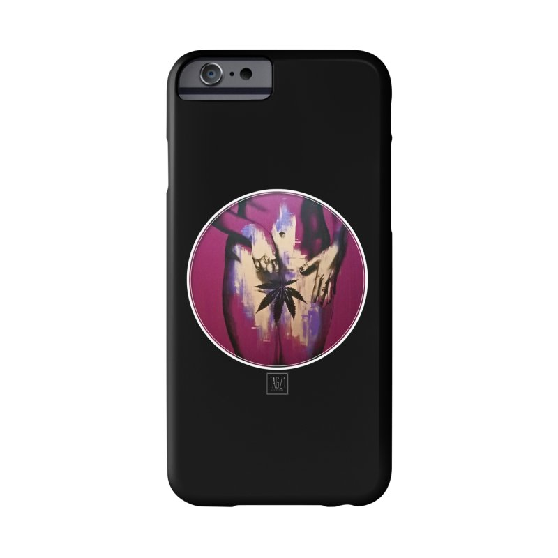Sweet Leaf Accessories Phone Case by TAGZ1