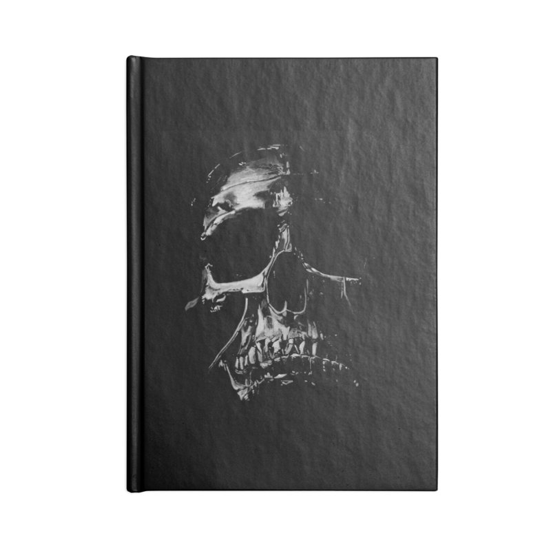 METAL \m/ Accessories Blank Journal Notebook by TAGZ1