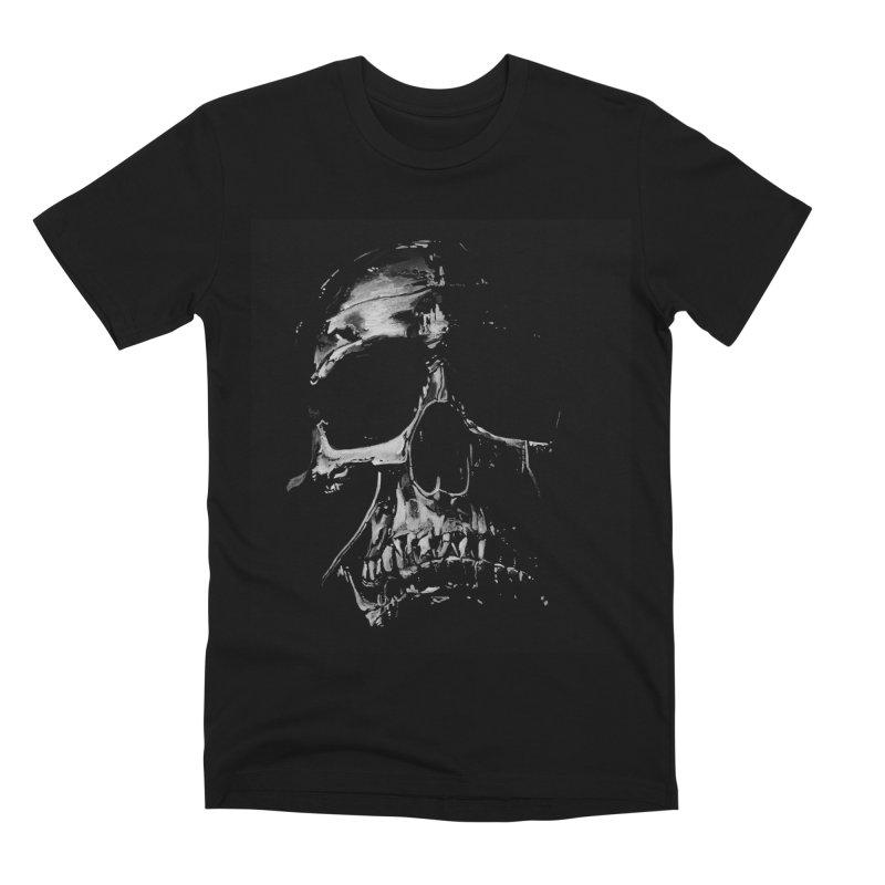 METAL \m/ Men's Premium T-Shirt by TAGZ1