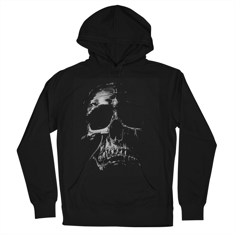 METAL \m/ Women's French Terry Pullover Hoody by TAGZ1