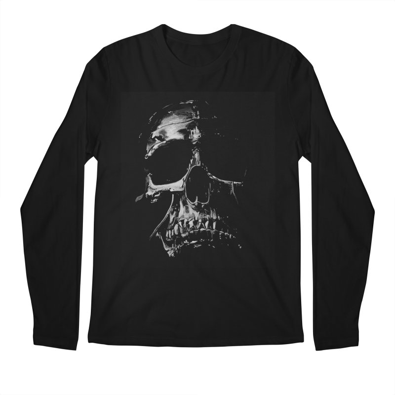 METAL \m/ Men's Regular Longsleeve T-Shirt by TAGZ1