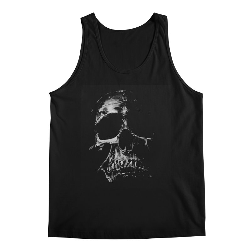 METAL \m/ Men's Regular Tank by TAGZ1