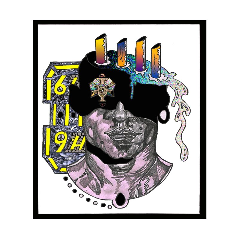 Melting & Leaking Brain Waves-May 22, 2015 by TB69thedwchronicles's Artist Shop
