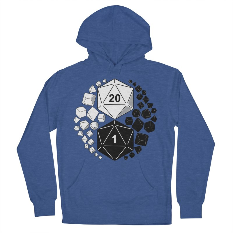Gaming Yin Yang Women's Pullover Hoody by TCarver T-shirt Designs