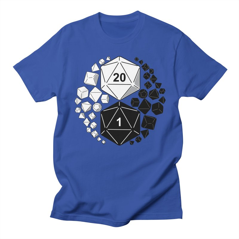 Gaming Yin Yang Men's T-Shirt by TCarver T-shirt Designs
