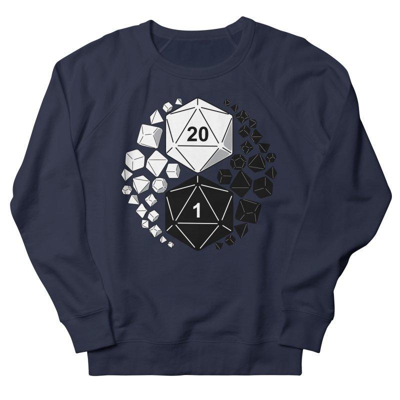 Gaming Yin Yang Women's Sweatshirt by TCarver T-shirt Designs