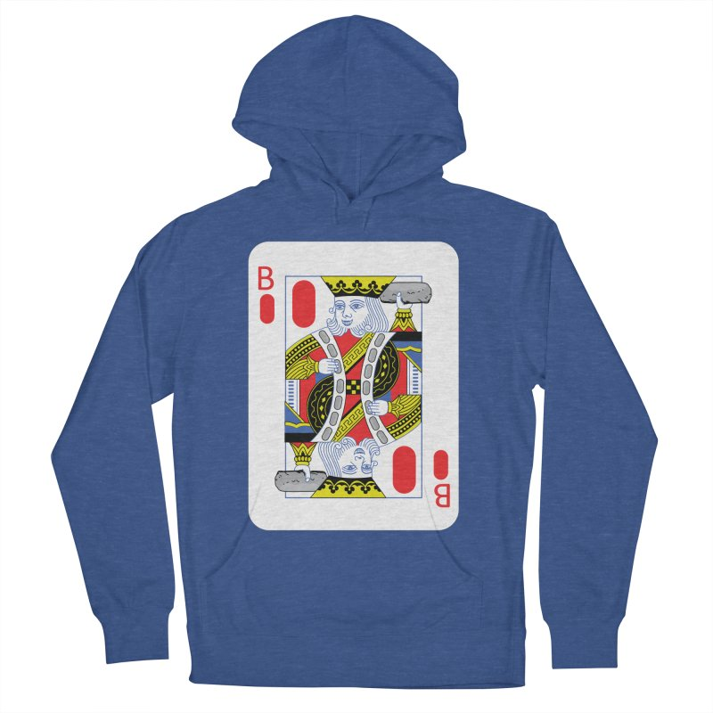 King of Burritos Women's Pullover Hoody by TCarver T-shirt Designs