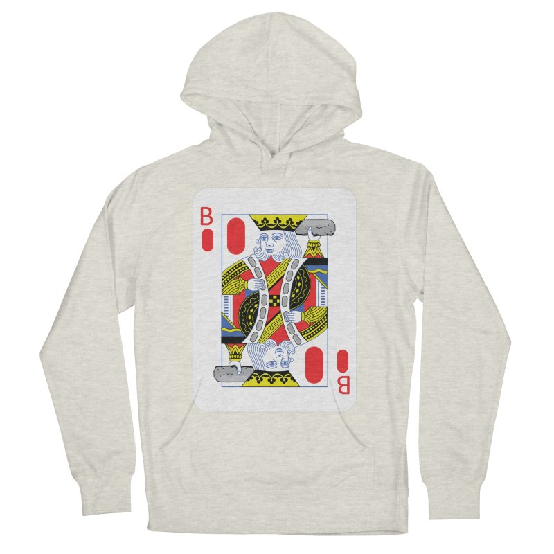 King of Burritos Men's Pullover Hoody by TCarver T-shirt Designs
