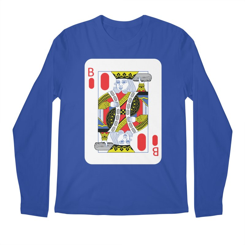 King of Burritos Men's Longsleeve T-Shirt by TCarver T-shirt Designs