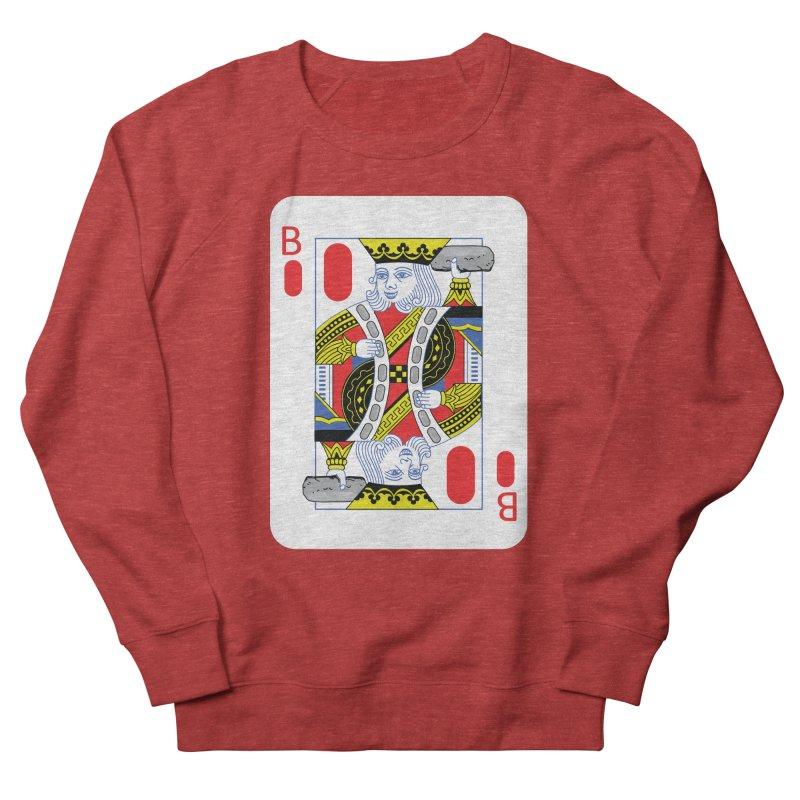 King of Burritos Women's Sweatshirt by TCarver T-shirt Designs