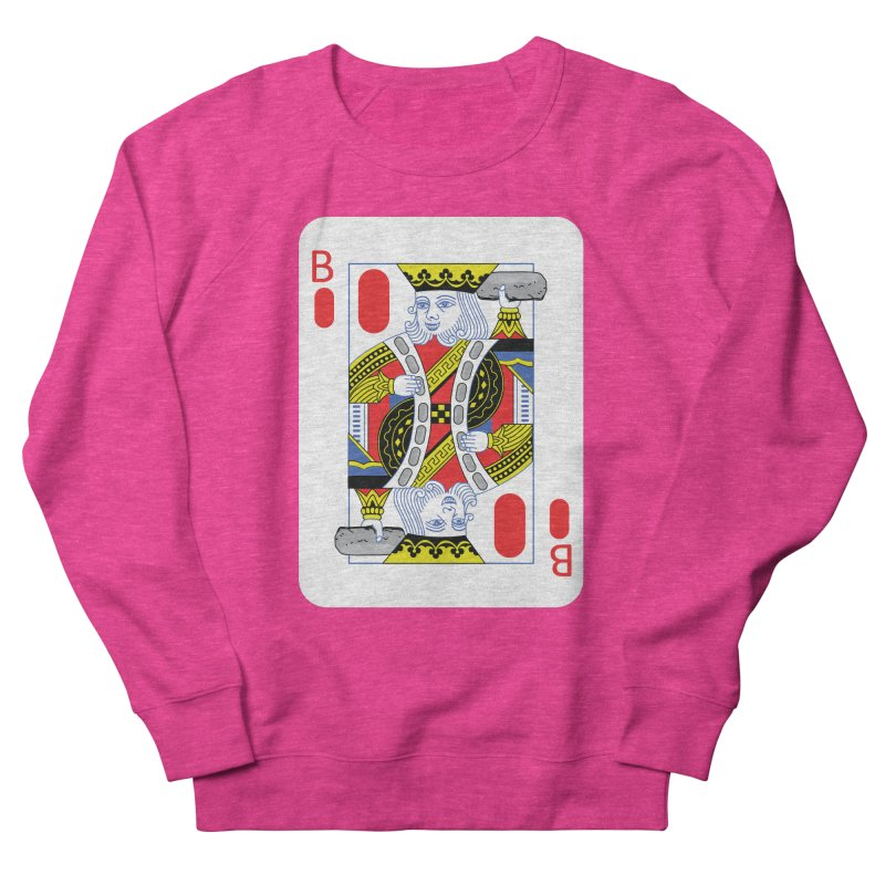 King of Burritos Men's Sweatshirt by TCarver T-shirt Designs