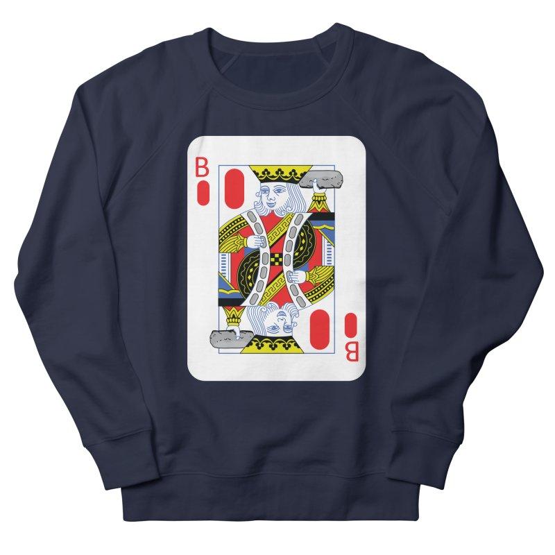 King of Burritos Men's Sweatshirt by TCarver T-shirt Designs