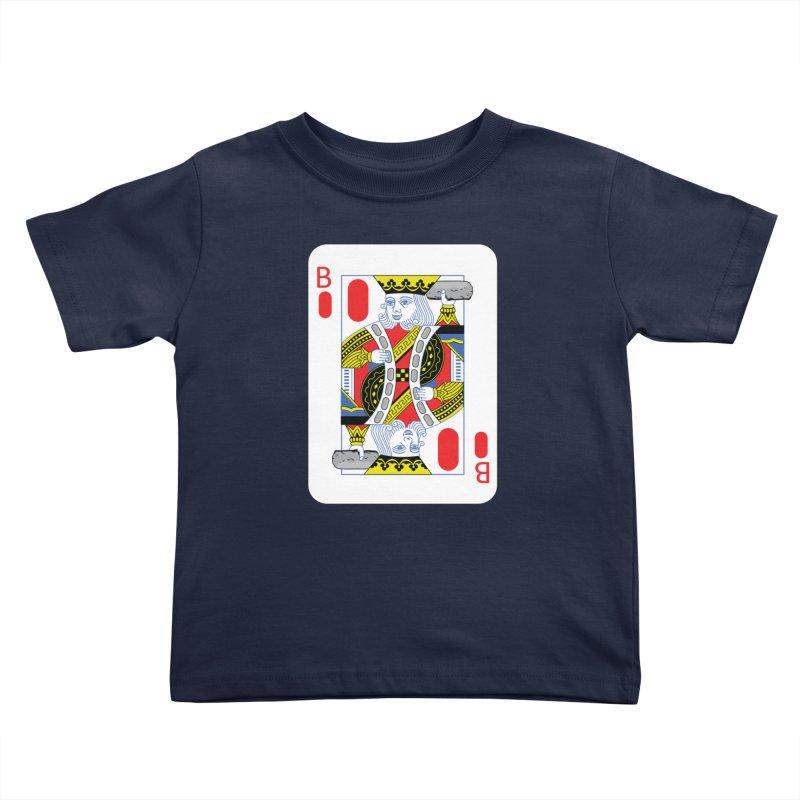 King of Burritos Kids Toddler T-Shirt by TCarver T-shirt Designs