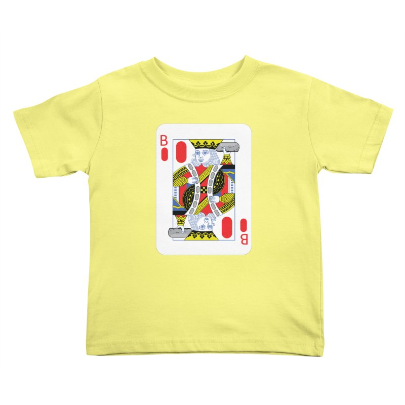 King of Burritos Kids Toddler T-Shirt by TCarver T-shirt Designs