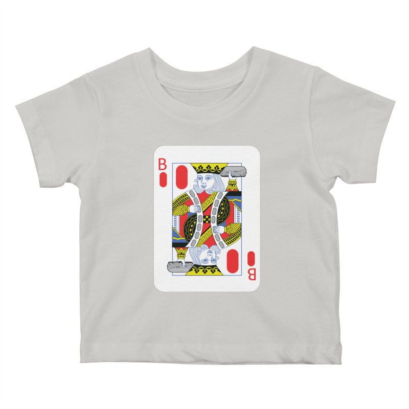 King of Burritos Kids Baby T-Shirt by TCarver T-shirt Designs