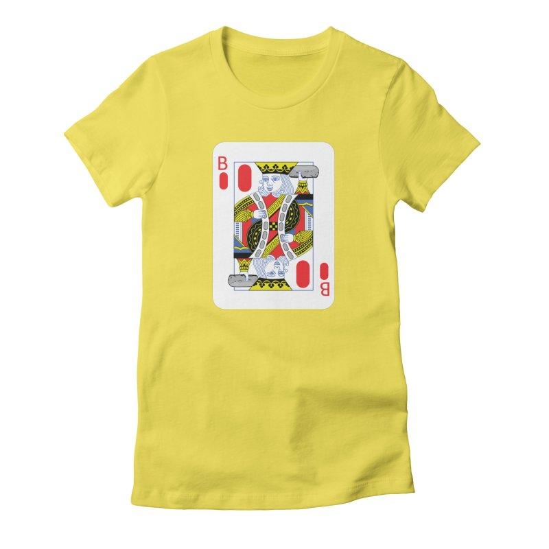 King of Burritos Women's T-Shirt by TCarver T-shirt Designs