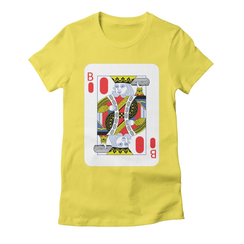 King of Burritos Women's T-Shirt by TCarver T-shirt Designs