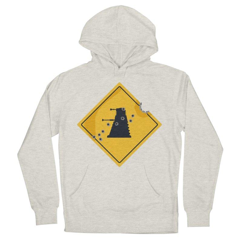 Dalek Crossing Women's Pullover Hoody by TCarver T-shirt Designs