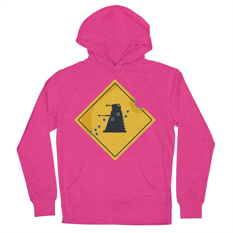 Dalek Crossing Women's Pullover Hoody by TCarver T-shirt Designs